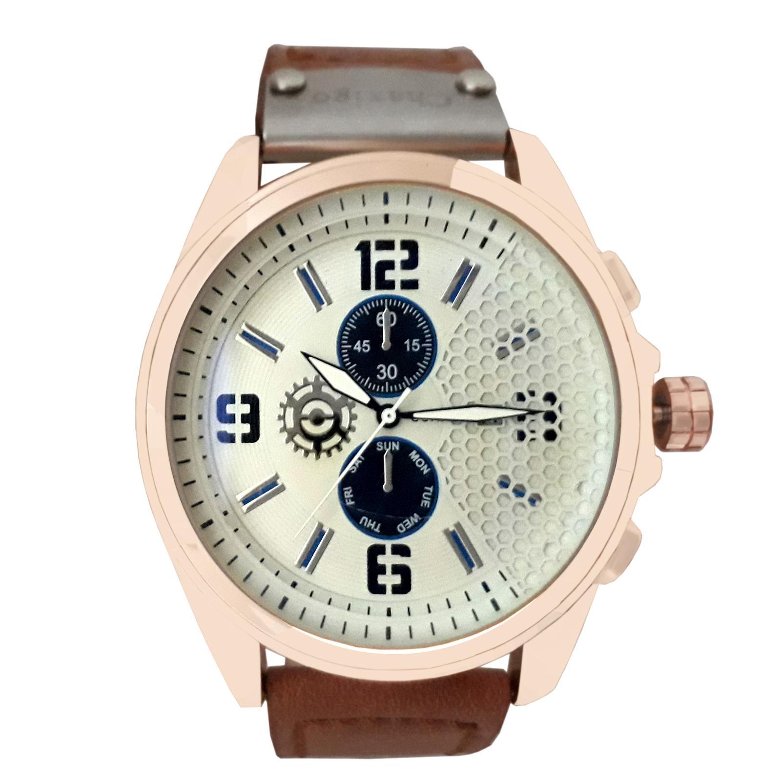 قیمت و خرید                      ساعت مچی عقربهای مردانه مدل 2696g کد shiri001