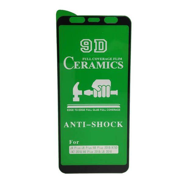 محافظ صفحه نمایش سرامیکی مدل AF9 مناسب برای گوشی موبایل سامسونگ A6 Plus/J4 Plus/A750/J6 Plus/J8