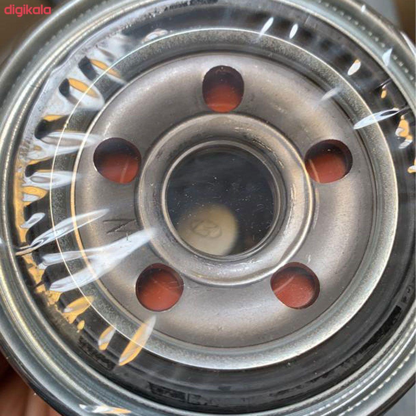 فیلتر روغن خودرو هیوندای جنیون پارتس مدل 35505 مناسب برای هیوندای اکسنت main 1 3