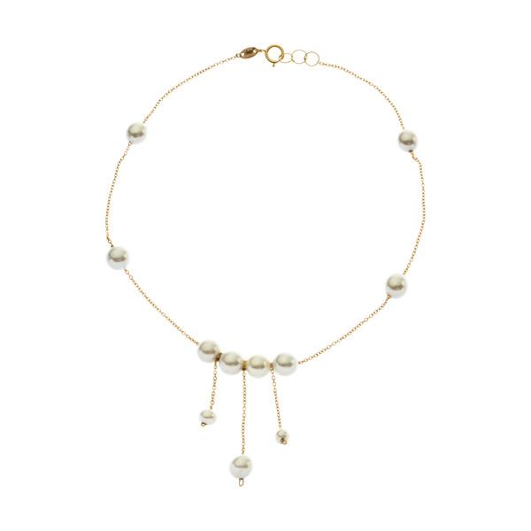پابند طلا 18 عیار زنانه مایا ماهک مدل MA0140