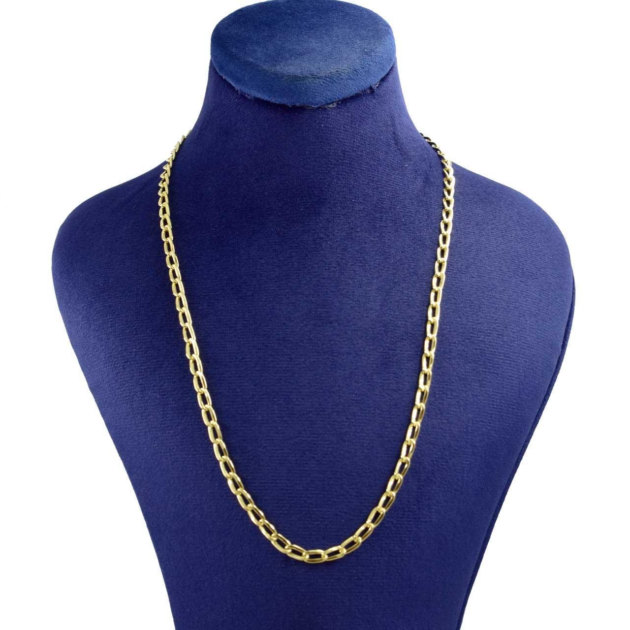 زنجیر طلا 18 عیار زنانه کانیار گالری مدل ZG1