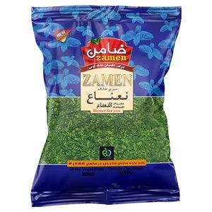 سبزی نعناع خشک ضامن - 180 گرم
