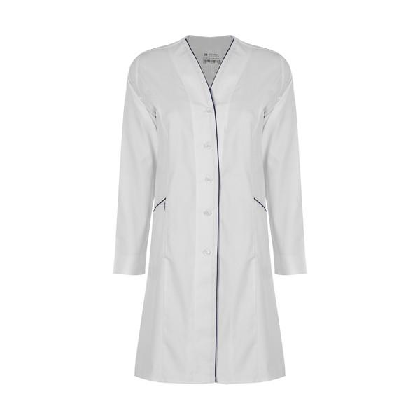 روپوش پزشکی زنانه خضرا مدل صبا کد 32600