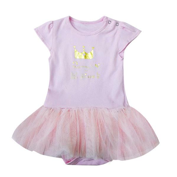 پیراهن نوزادی دخترانه مدل mi104