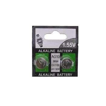 باتری ساعت مدل AG10  بسته 2 عددی