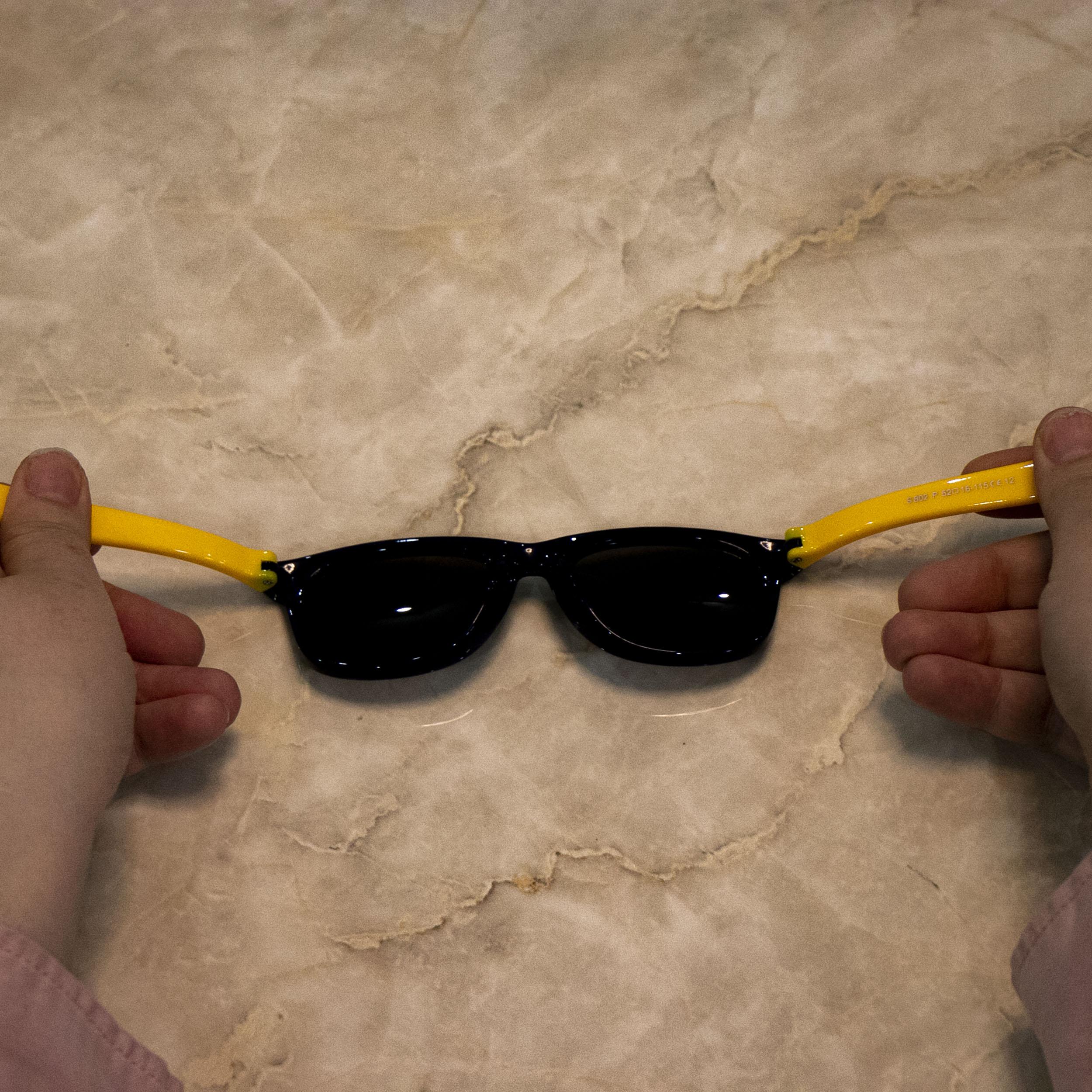 عینک آفتابی پسرانه مدل S802 -  - 5