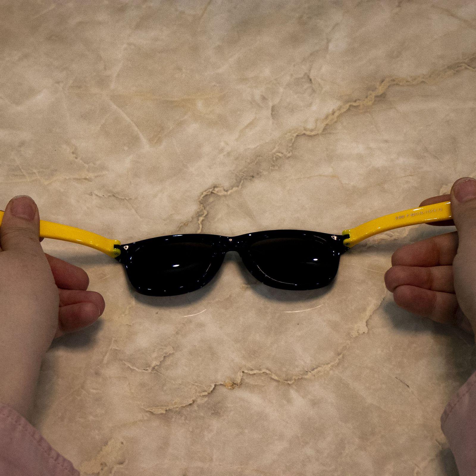 عینک آفتابی پسرانه کد S802 -  - 5