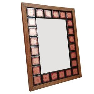 آینه مدل کاشی شیشه ای کد 3343
