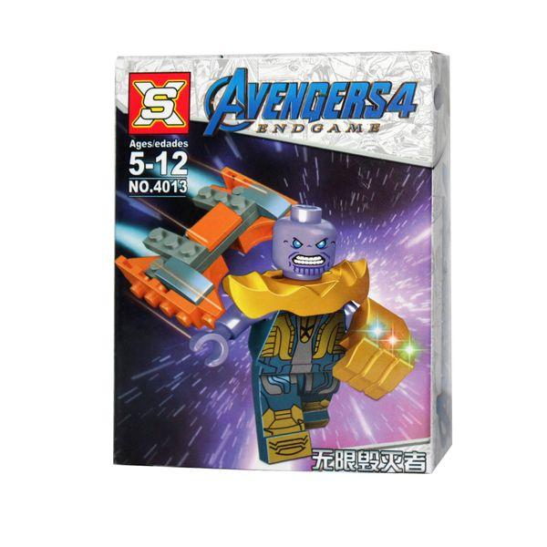 ساختنی اس ایکس مدل قهرمانان کد 4013-5
