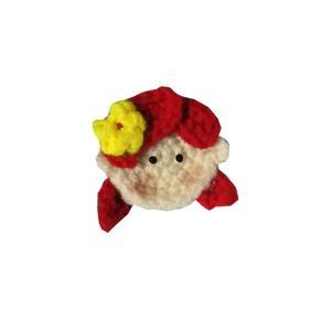 گل سینه دخترانه مدل پری دریایی