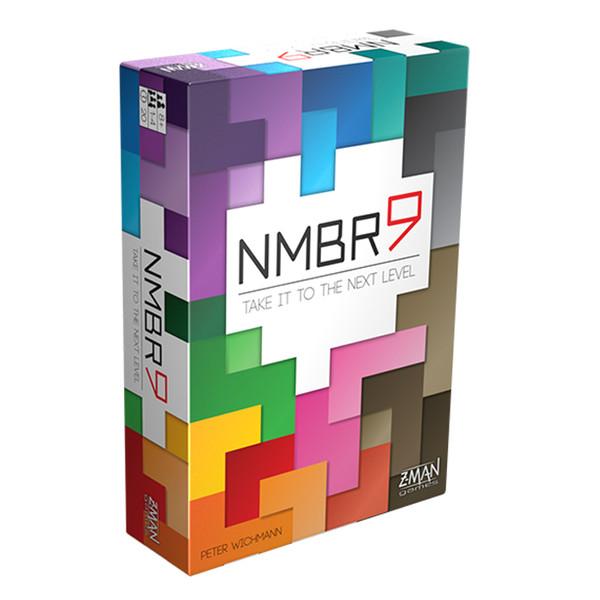 بازی فکری زدمن گیمز مدل NMBR9 کد 99