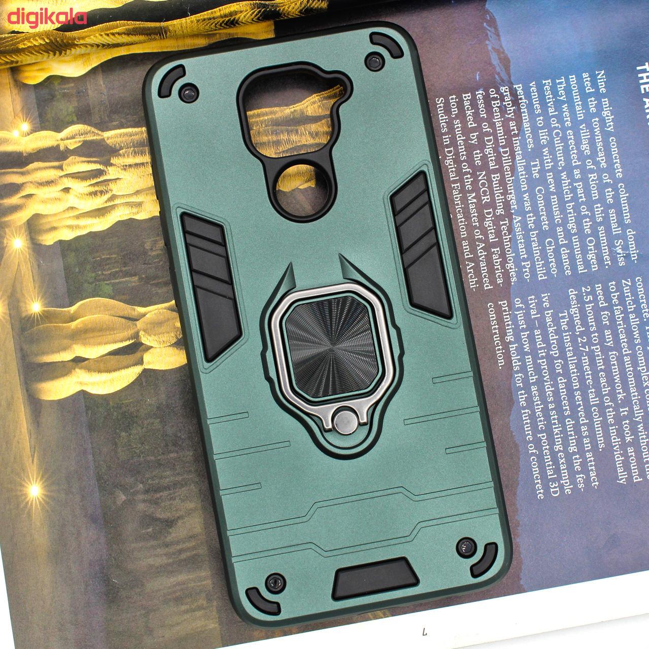 کاور کینگ پاور مدل ASH22 مناسب برای گوشی موبایل شیائومی Redmi Note 9 main 1 6