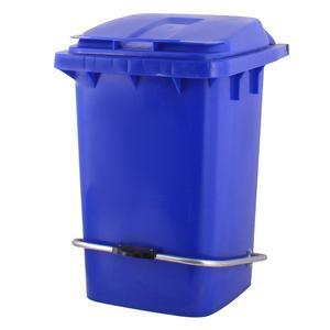 سطل زباله مدل پدالی 60 لیتری کد 600