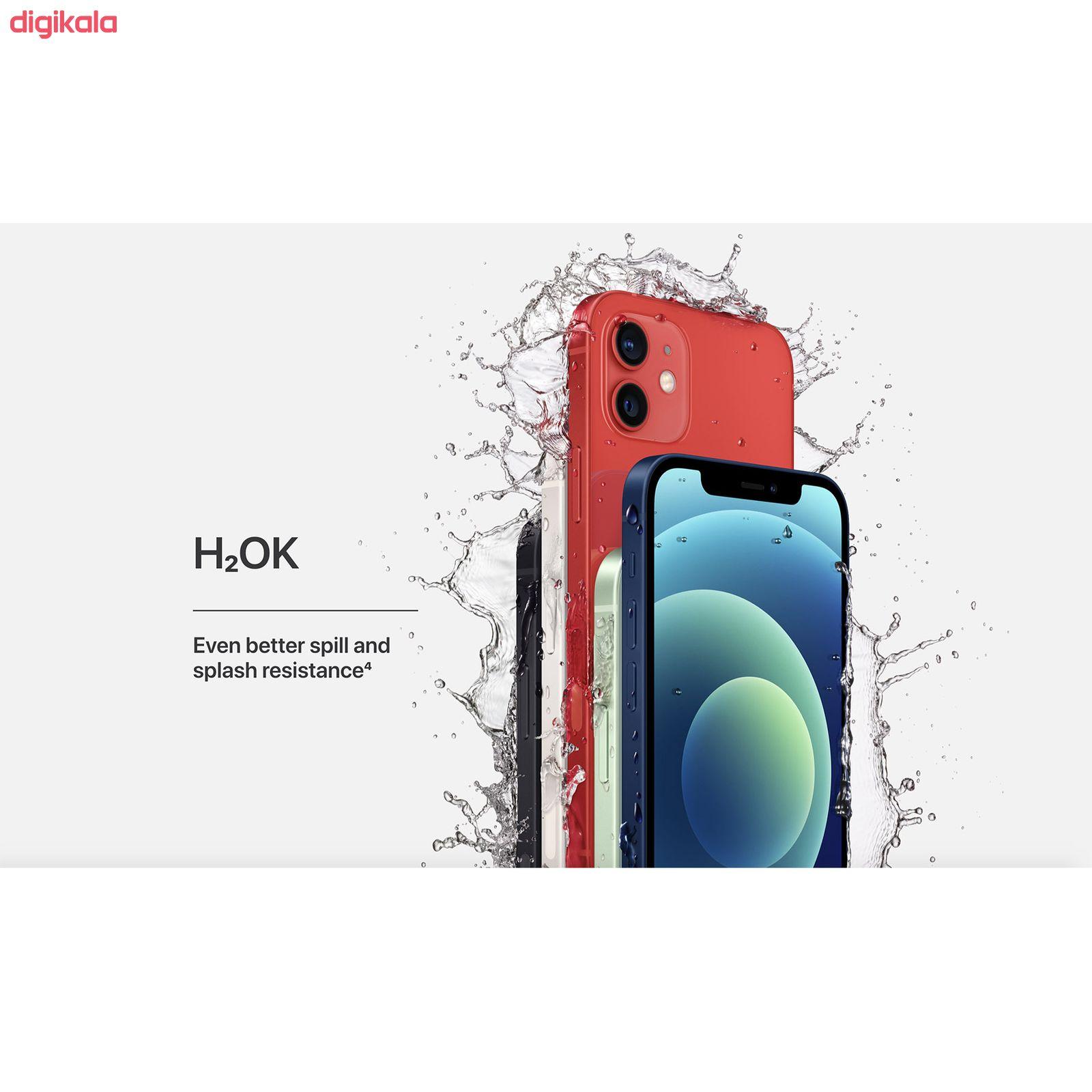 گوشی موبایل اپل مدل iPhone 12 A2404 دو سیم کارت ظرفیت 128 گیگابایت  main 1 12