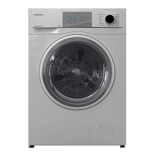 ماشین لباسشویی دوو مدل  DWK-7042 ظرفیت 7 کیلو گرم