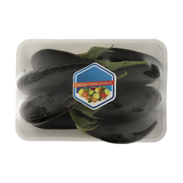 بادمجان میوه پلاس - 1 کیلوگرم
