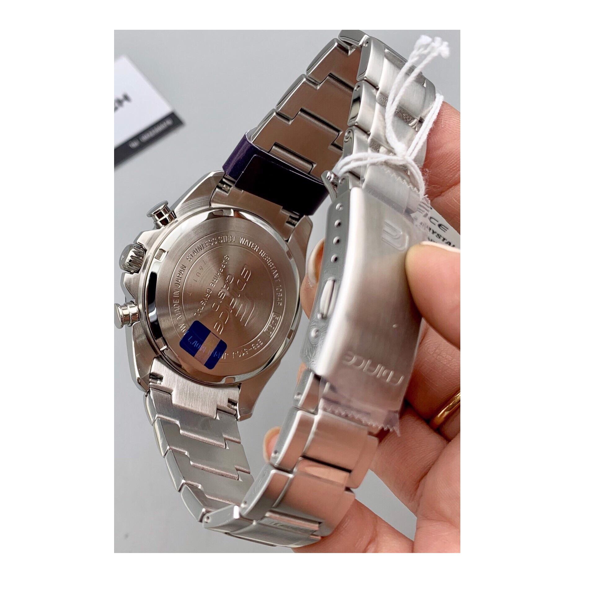 ساعت مچی  مردانه کاسیو کد EFB-510JDB-7AVDR              اصل