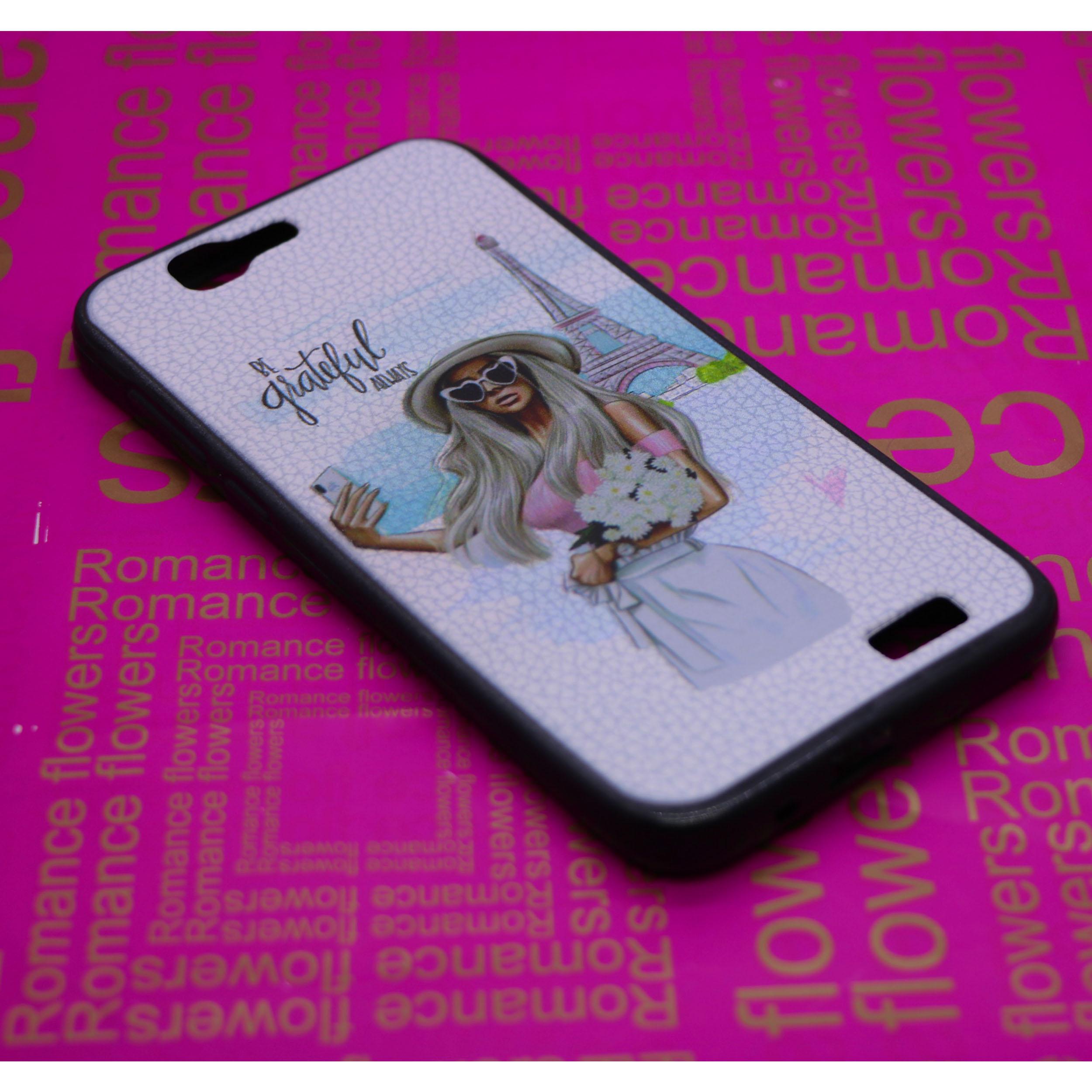 کاور طرح Girl & Cell مدل T-01 مناسب برای گوشی موبایل هوآوی G7 thumb 2 2