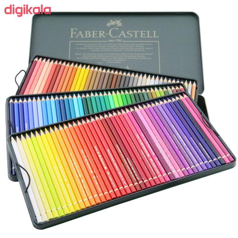 مداد رنگی 120 رنگ فابر کاستل مدل Polychromos main 1 5