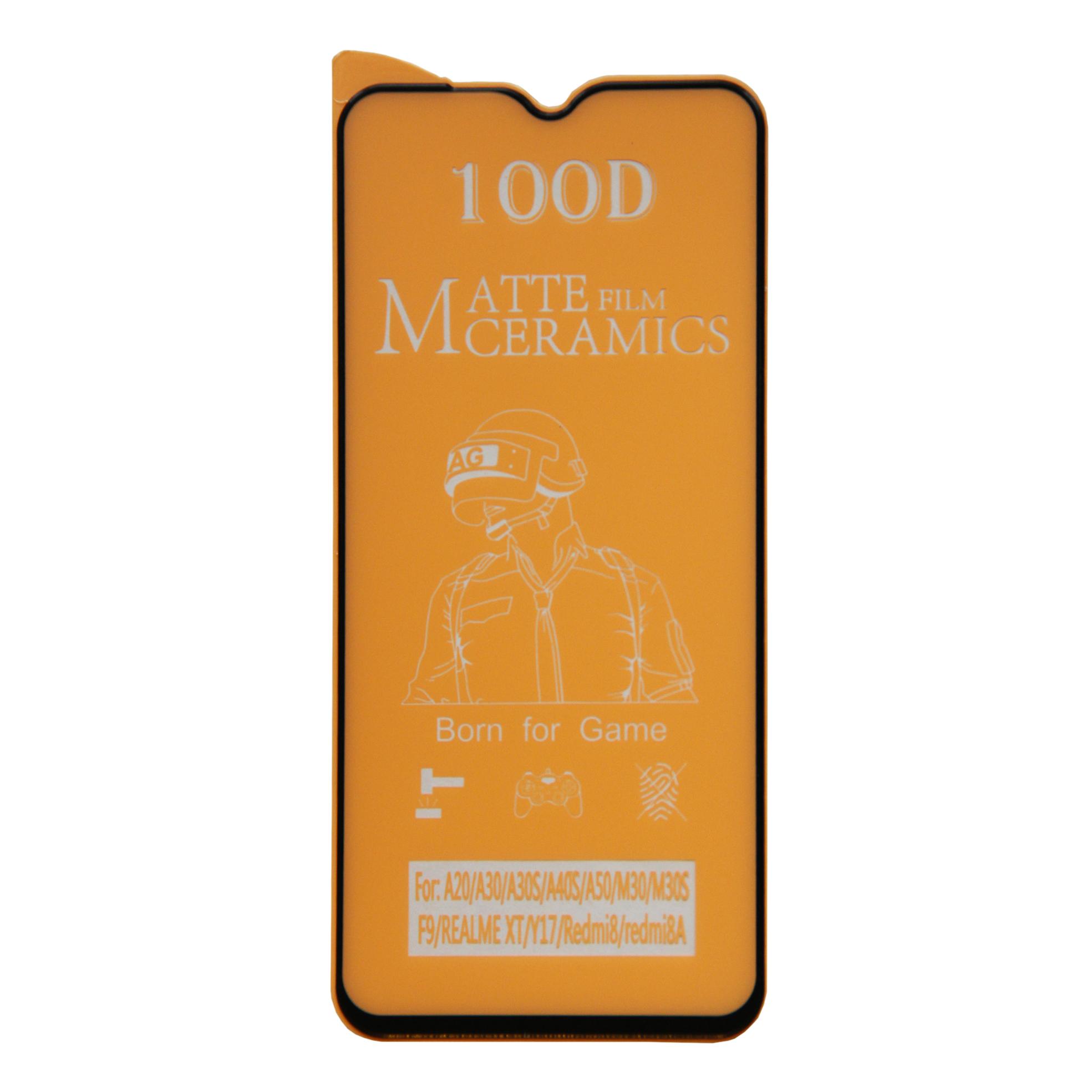 محافظ صفحه نمایش مات مدل CR مناسب برای گوشی موبایل سامسونگ Galaxy A20/ M30