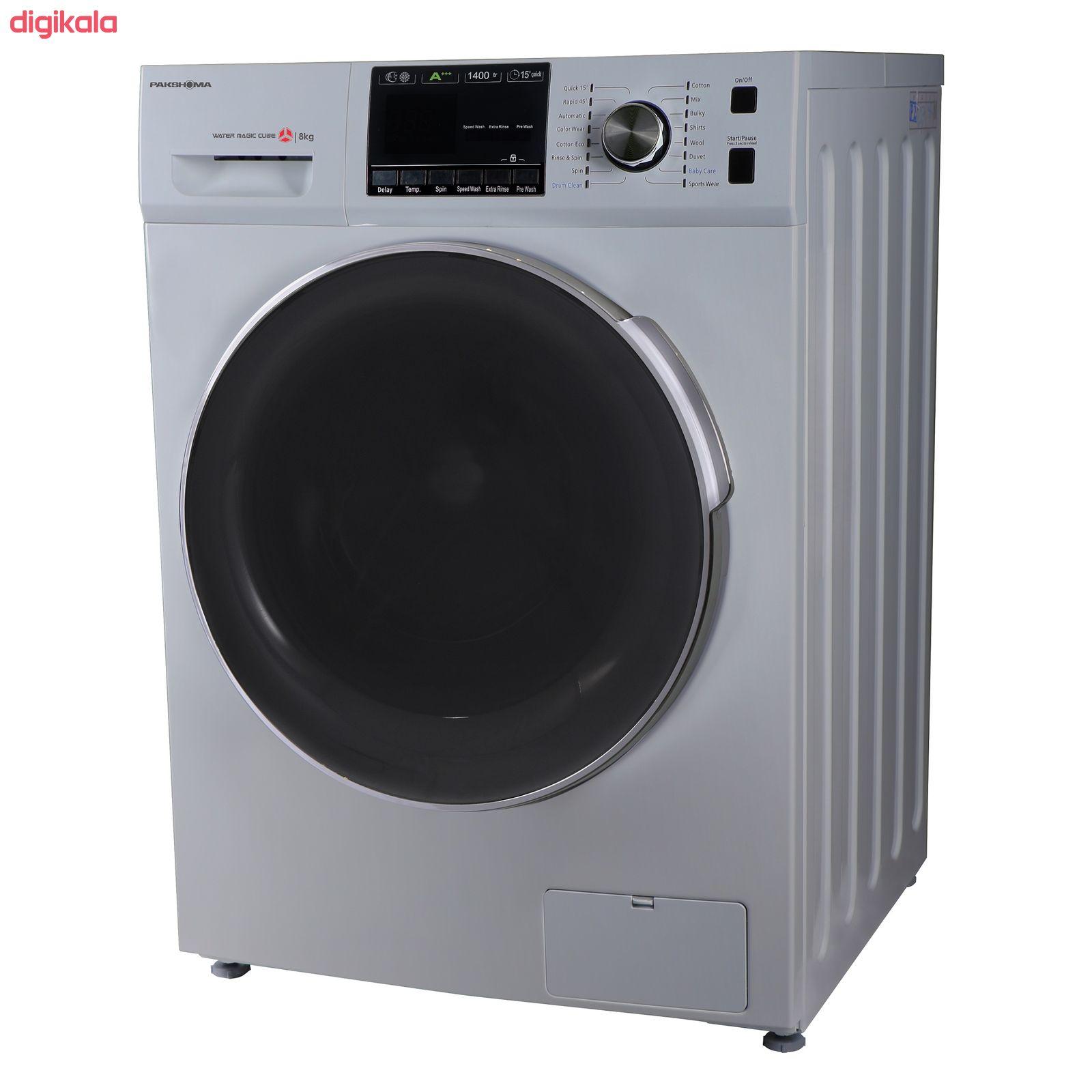 ماشین لباسشویی پاکشوما مدل TFU-84401 ظرفیت 8 کیلوگرم main 1 3