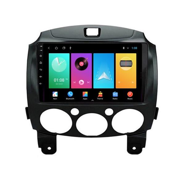 پخش کننده تصویری خودرو ووکس مدل C200PRO مناسب برای مزدا 2