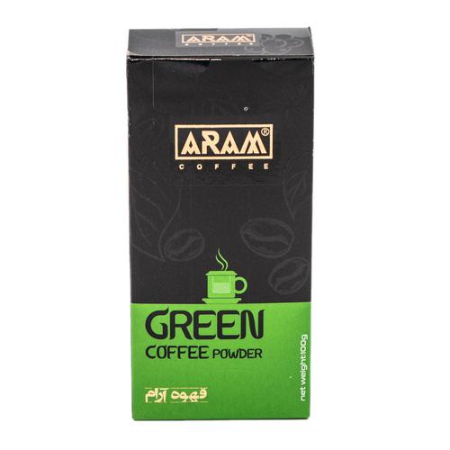 پودر قهوه سبز آرام - 100 گرم