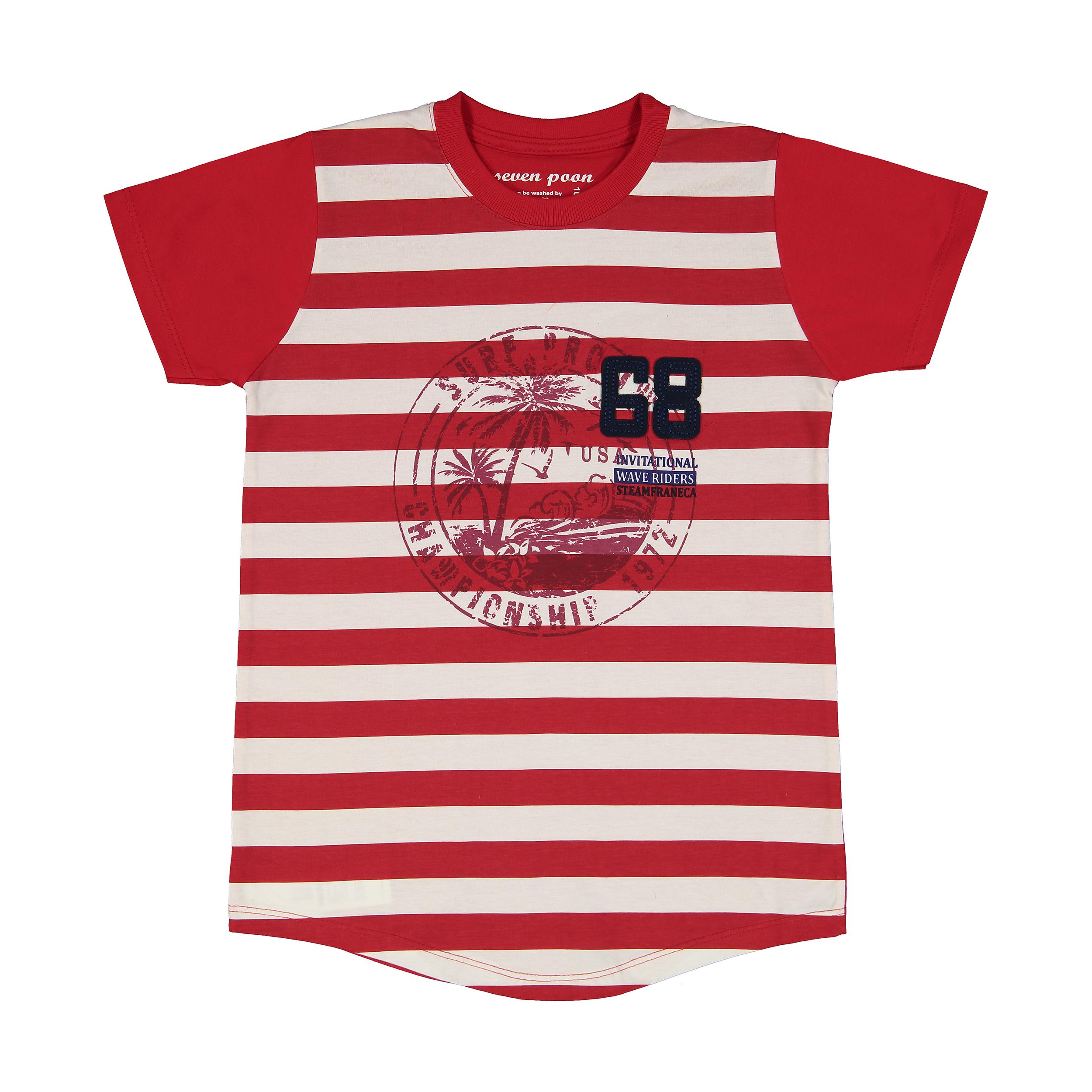 تی شرت پسرانه سون پون مدل 1391344-72