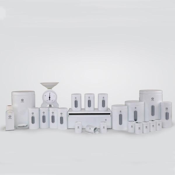 سرویس آشپزخانه 23 پارچه اورانوس مدل UN