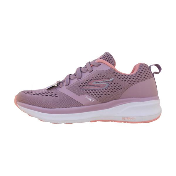 کفش پیاده روی زنانه اسکچرز مدل GORUN PURE2 2026 BKGY