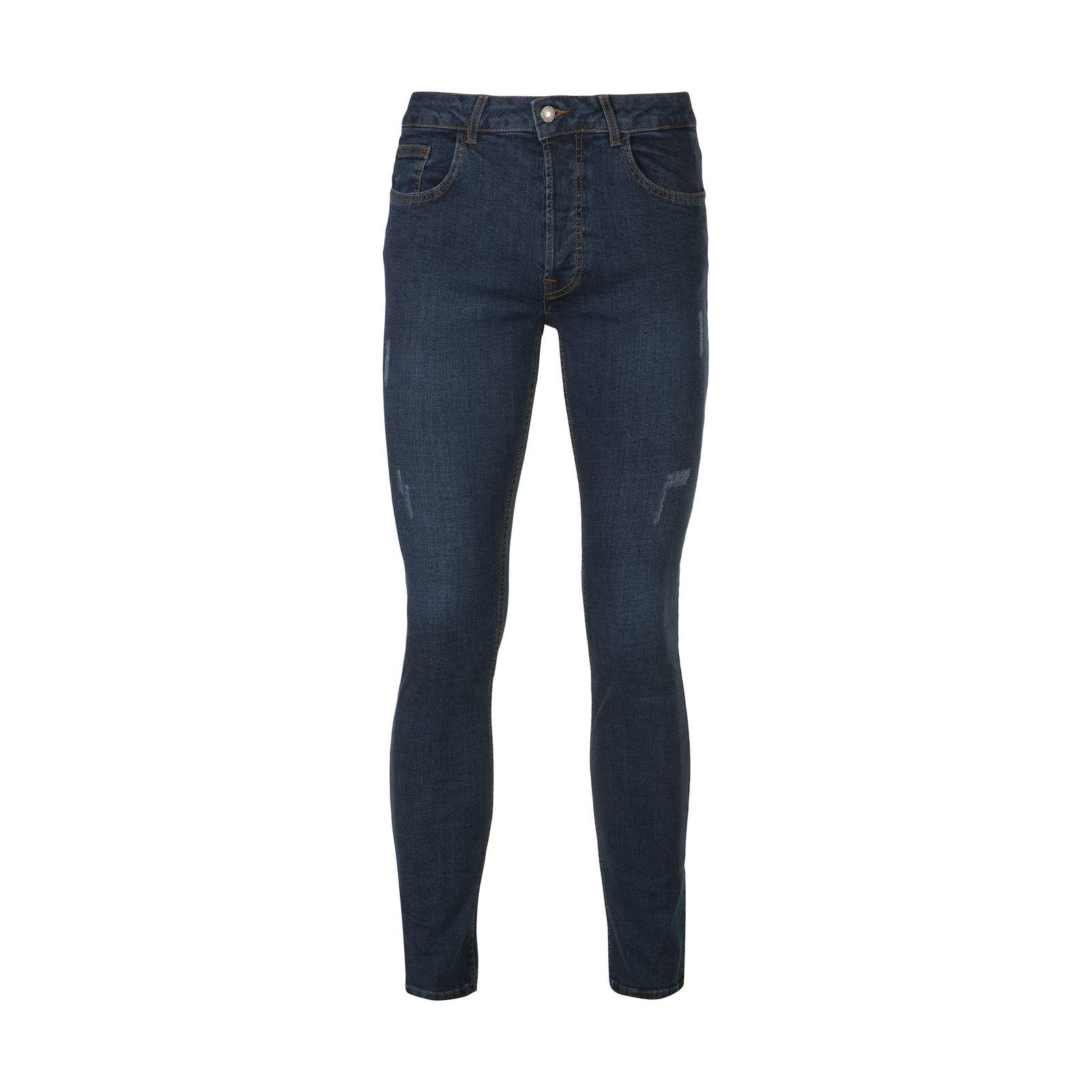 شلوار جین مردانه آر اِن اِس مدل 133051-59 -  - 1