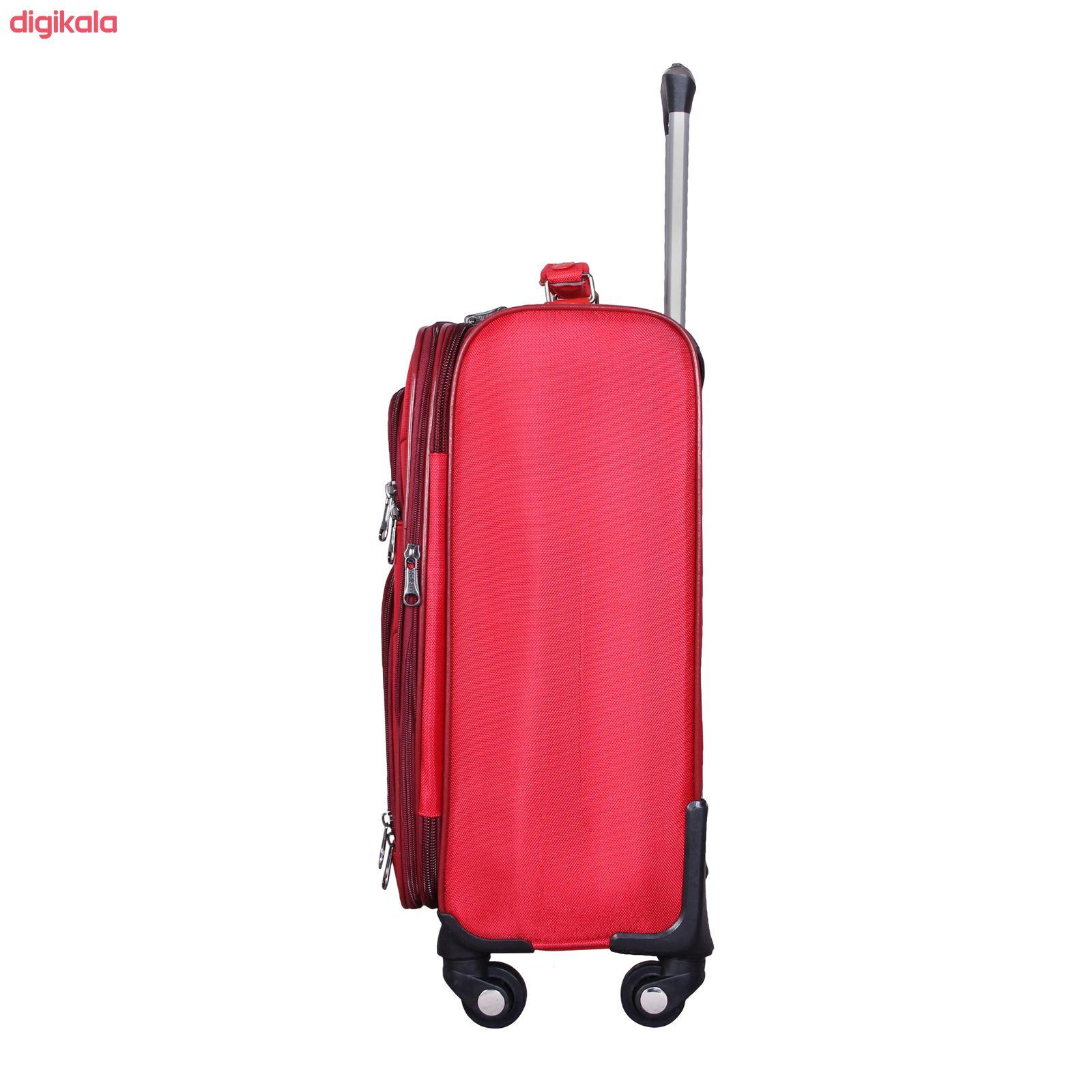 مجموعه سه عددی چمدان کدA1034 main 1 11
