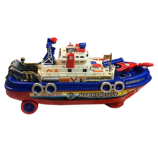 کشتی بازی مدل fire boat