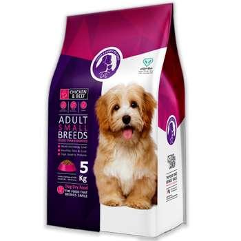 غذای خشک سگ بالغ سزار و کندی مدل Adult Small وزن 5 کیلوگرم