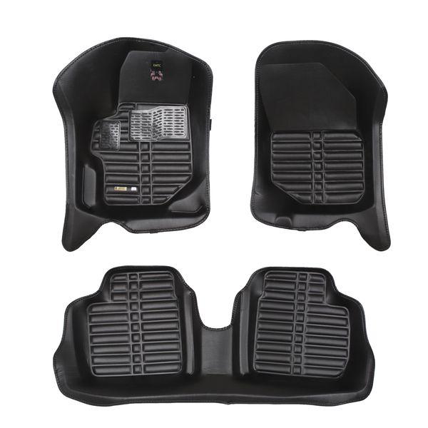 کفپوش سه بعدی خودرو ای ام تی سی مدل C301 مناسب برای پژو 301