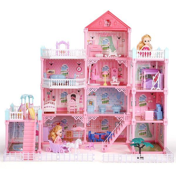اسباب بازی مدل خانه ی عروسکی