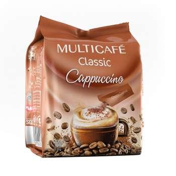 کاپوچینو مولتی کافه - 25 گرم بسته 10 عددی