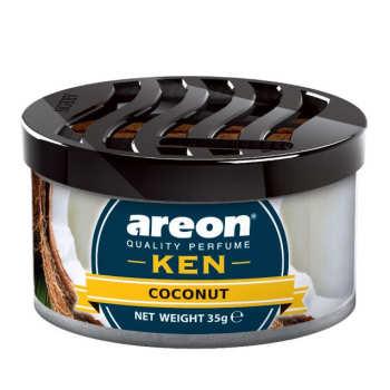 خوشبو کننده خودرو آرئون مدل KEN COCONUT