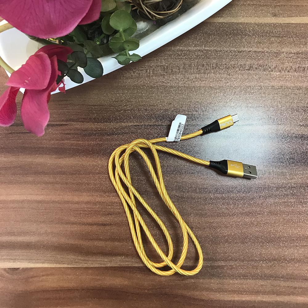 کابل تبدیل USB به microUSB تسکو مدل TC A93 طول 1 متر  main 1 3