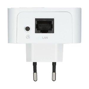 گسترش دهنده اینترنت آداپتوری پاورلاین دی-لینک مدل DHP-600AV
