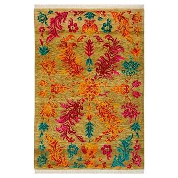 فرش دستباف سه و نیم متری سی پرشیا کد 701233