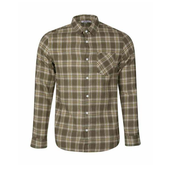 پیراهن آستین بلند مردانه جوتی جینز مدل 65484