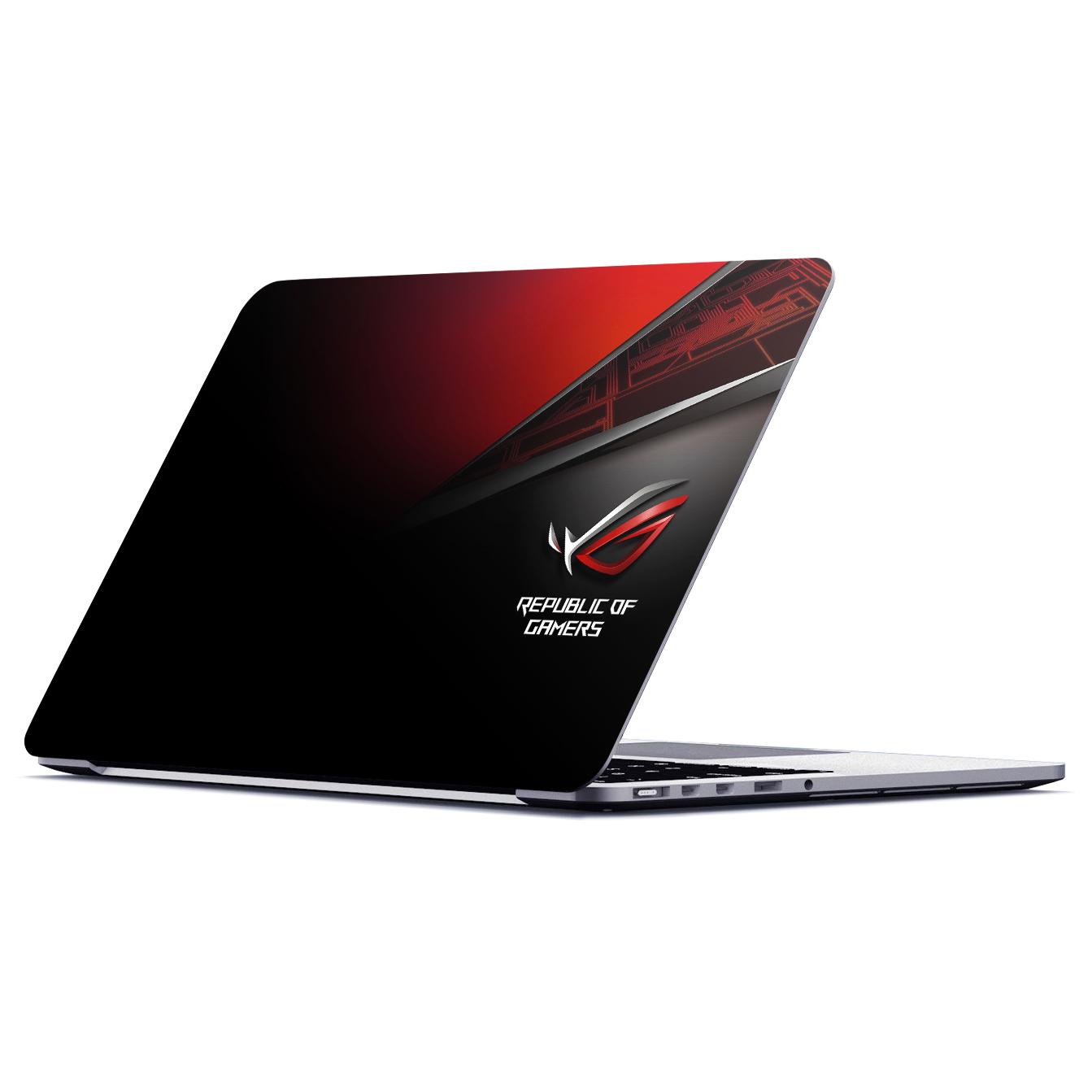 استیکر لپ تاپ ماسا دیزاین مدل STL0185 مناسب برای لپ تاپ 15.6 اینچ