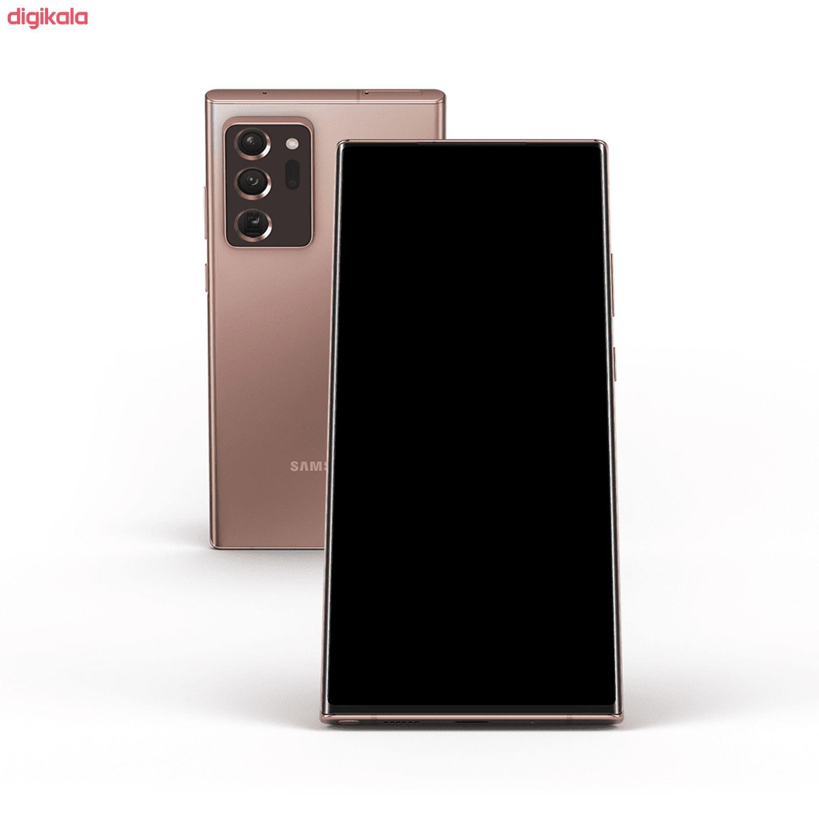 گوشی موبایل سامسونگ مدل Galaxy Note20 Ultra SM-N985F/DS دو سیم کارت ظرفیت 256 گیگابایت  main 1 13