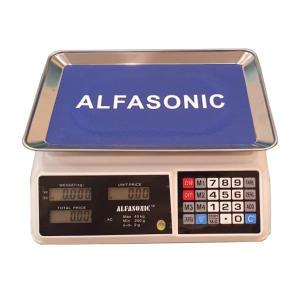 ترازو فروشگاهی آلفاسونیک مدل AS-A072