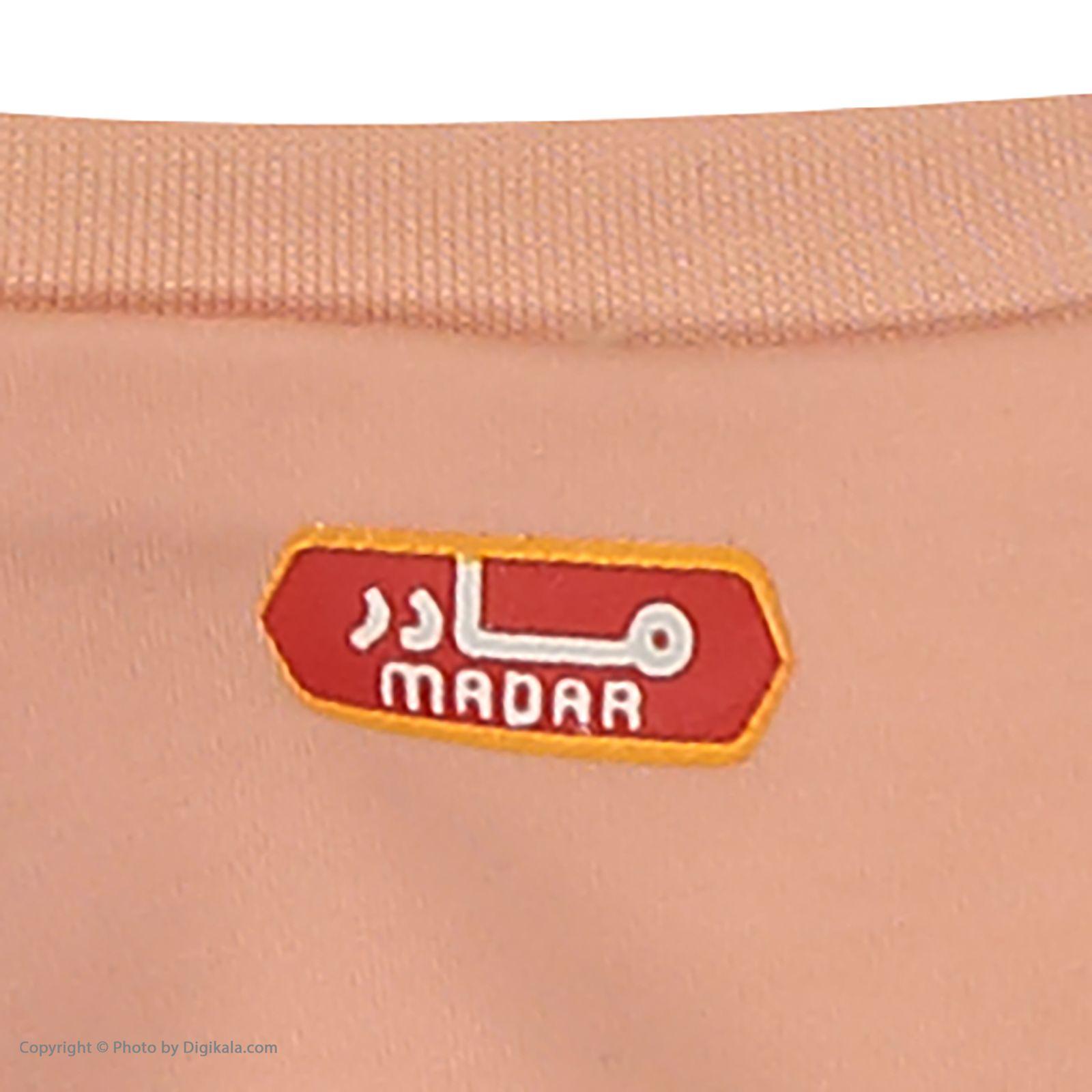 ست تی شرت و شلوار دخترانه مادر مدل 312-80 main 1 7