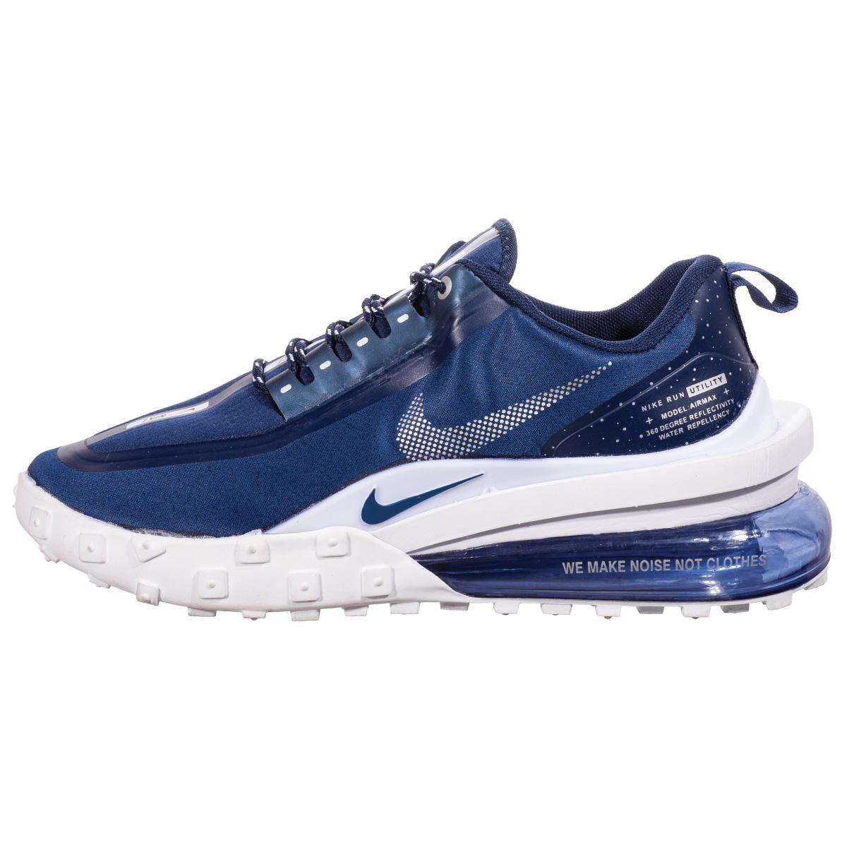 کفش مخصوص دویدن مردانه نایکی مدل AIR MAX UTILITY BLU-10002830