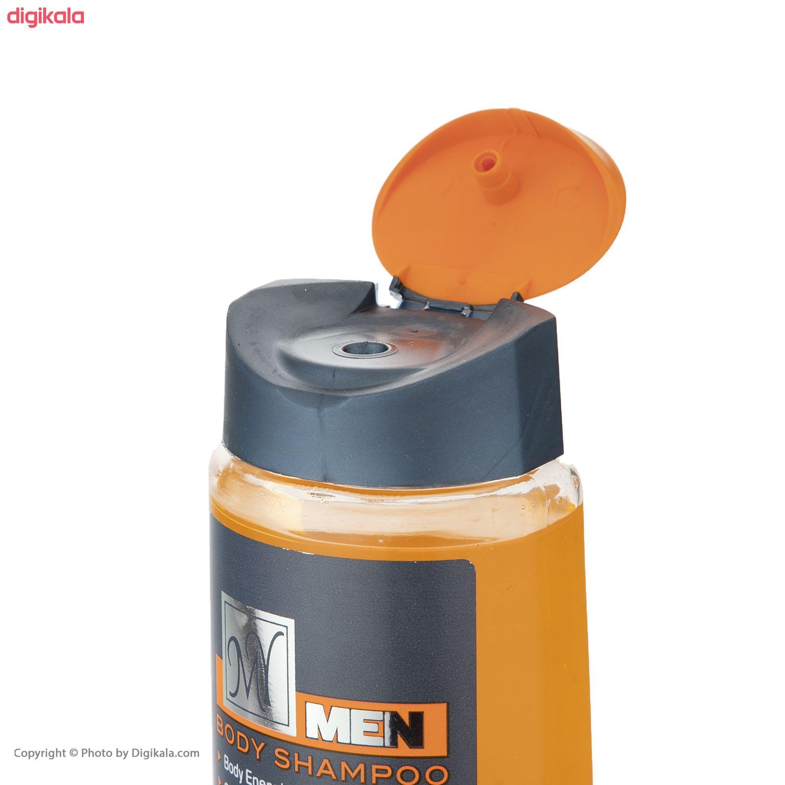 شامپو بدن مردانه مای مدل Energy Boost حجم 420 میلی لیتر main 1 2