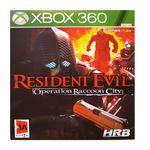 بازی resident evil operation raccoon city مخصوص xbox 360 thumb
