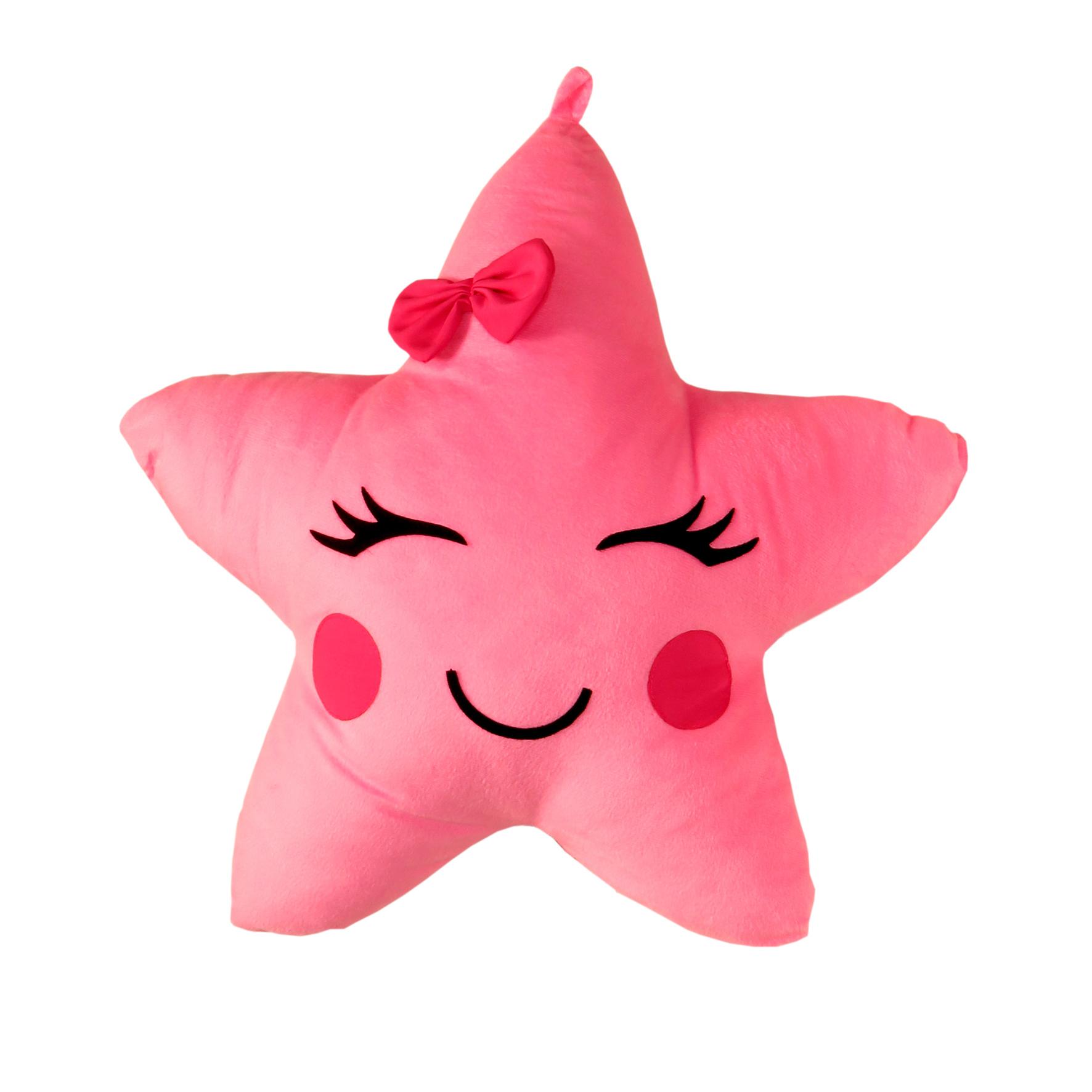 بالش کودک مدل ستاره